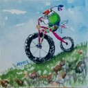 On the Downhill Slope - thumbnail