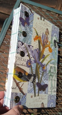 Hard Cover with Sketch and Pastel - small