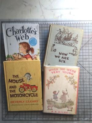 Books for Custom Order 2 - small