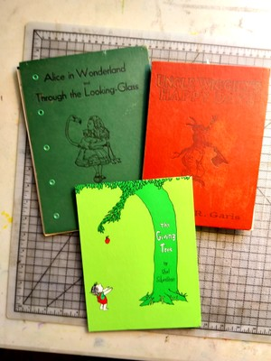 Book Covers for Custom Order 4 - small