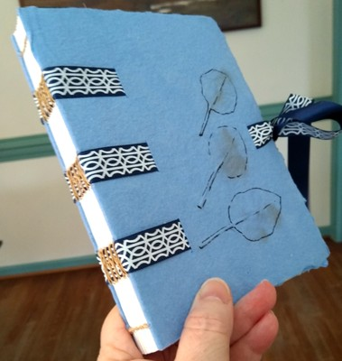 Handmade Paper Cover - small